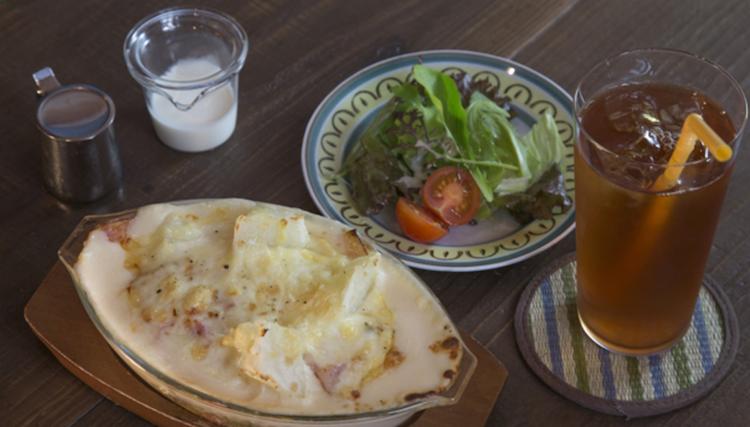Cafe Bar&Zakka ANTICAアンティカのメニュー