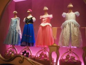 ビビディバビディブティックのドレス