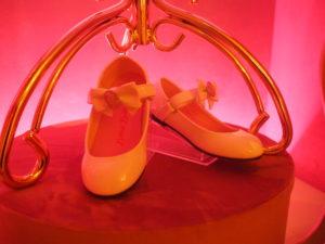 ビビディバビディブティックの靴