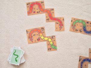 カードゲーム虹色のへびのルール